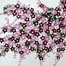 sakura branch by cathyjacobs
