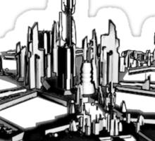 Atlantis City Sticker