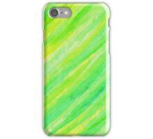 Green Sheet iPhone Case/Skin