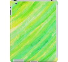 Green Sheet iPad Case/Skin