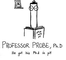Professor Probe, Ph.D by blehdi