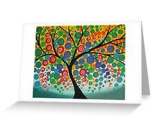Twilight Joy Greeting Card