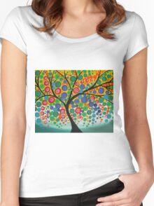 Twilight Joy Women's Fitted Scoop T-Shirt