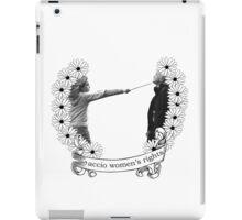 Accio Women's Rights  iPad Case/Skin