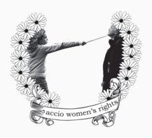 Accio Women's Rights  by jordystories