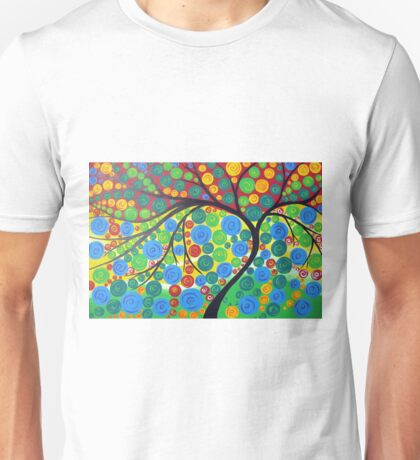 Tree art Unisex T-Shirt