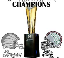1st College Football Playoff Champions by phillyyy