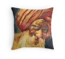 Time: On Man..... Throw Pillow