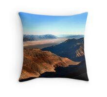 Death Valley III Throw Pillow