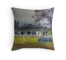 Wilber Farmhouse June 08 Throw Pillow