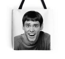 Jim Carrey from Dumb and Dumber Tote Bag