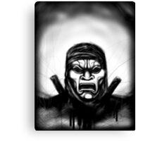Spartan Enemy Canvas Print