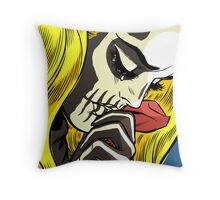 The Love Bones Throw Pillow
