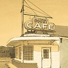 Roadside Cafe by Lisa G. Putman