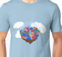 Jelly Beans In The Sky Unisex T-Shirt