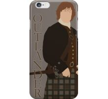 Jamie Fraser III - Outlander iPhone Case/Skin