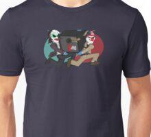 Dallas & Clover- Partners in Crime Unisex T-Shirt