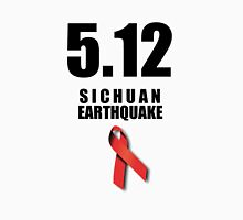 Sichuan Earthquake Relief Ribbon 2 Unisex T-Shirt