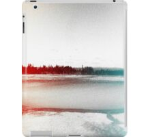 Digital Landscape #10 iPad Case/Skin