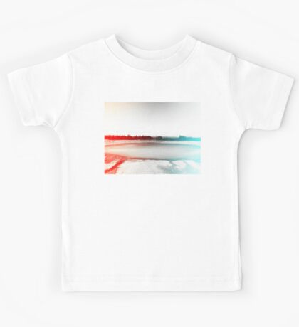 Digital Landscape #10 Kids Tee