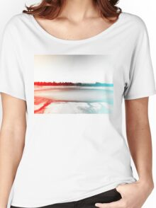 Digital Landscape #10 Women's Relaxed Fit T-Shirt