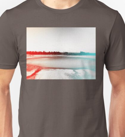 Digital Landscape #10 Unisex T-Shirt