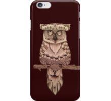 Tribal Owl iPhone Case/Skin