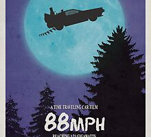 88mph (ET Movie Poster Parody) by Numnizzle
