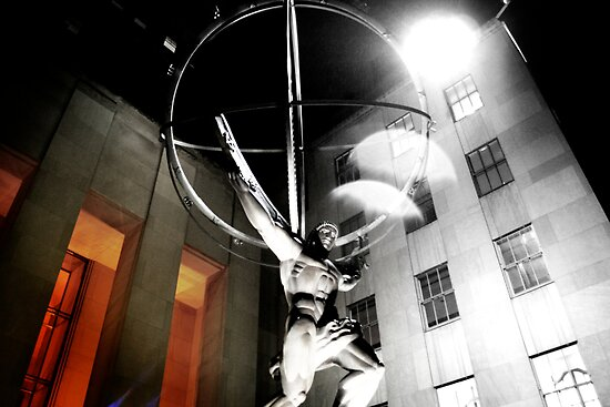 Atlas Shrugged by Chelsea London Phillips