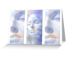 Visions - JUSTART ©  Greeting Card
