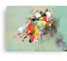 Fresh Funk Juices Canvas Print