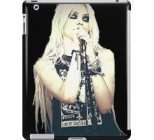 Taylor Momsen iPad Case/Skin