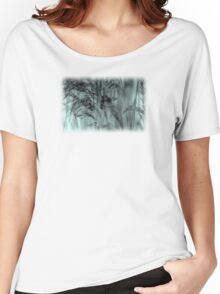 Whispering Reeds  - JUSTART © Women's Relaxed Fit T-Shirt