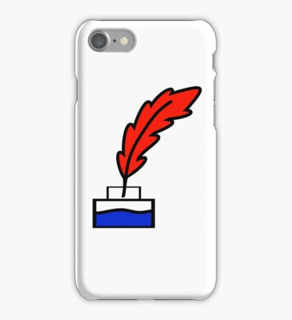 Writing Quill iPhone Case/Skin