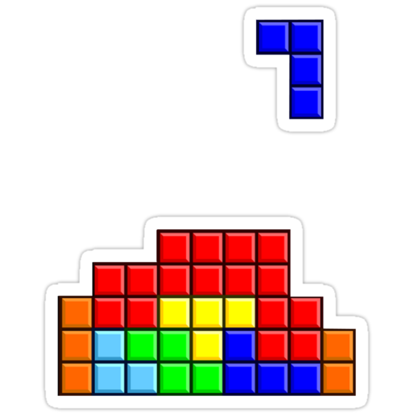 Tetris by whomb