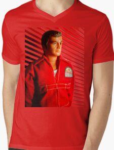 6million$man Mens V-Neck T-Shirt