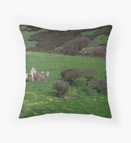 Fleurieu Peninsula Throw Pillow