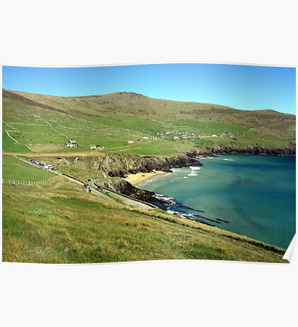 Slea Head view  Poster