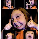 Funny Faces by Elizabeth Burton
