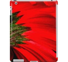 Gerbera Abstract iPad Case/Skin