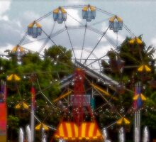 Ferris Wheel by AuXillary