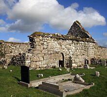 Rath church ruins by John Quinn