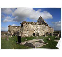 Rath church ruins Poster