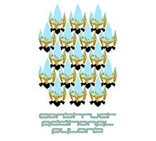 Construct Additional Pylons Photographic Print