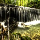 waterfall by hasablanca