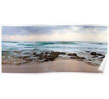 Rough Seas - Australia Poster