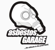Asbestos Garage by DADSOLDAXE
