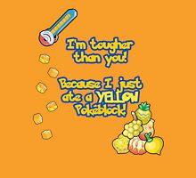 Yellow Pokeblock Pokemon Design Unisex T-Shirt