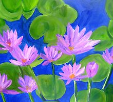 water lillies by kdesignz