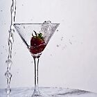 Strawberry Splash by Paul Clarke